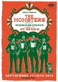 POSTER - THE MONSTERS - MEXICO TOUR 2015